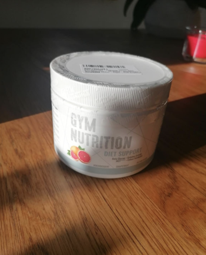 DIET SUPPORT | Pink Grapefruit | limited edition | photo review